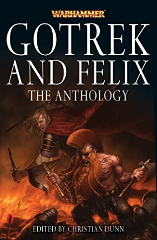 book cover of Gotrek & Felix