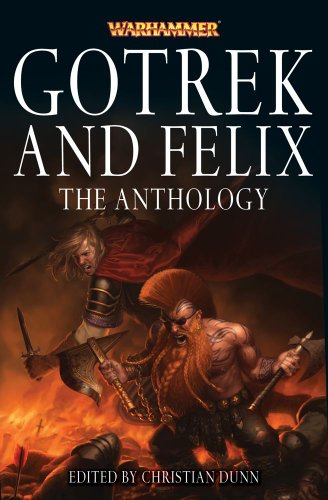 Full warhammer book series warhammer books in order gotrek and felix the anthology fandeluxe Gallery