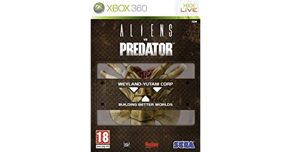 SEGA Aliens vs. Predator (Hunter Edition) - Juego (Xbox 360, Tirador, M (Maduro)): Amazon.es: Videojuegos