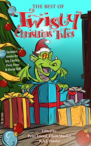book cover of The Best of Twisty Christmas Tales