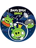 Angry Birds Space Dessert Plates (8 count) Party Accessory, Health Care Stuffs