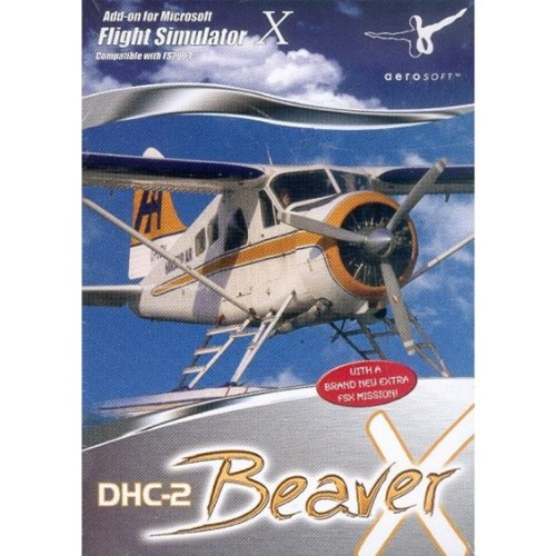 Aerosoft DHC-2 Beaver for FSX and FS2004