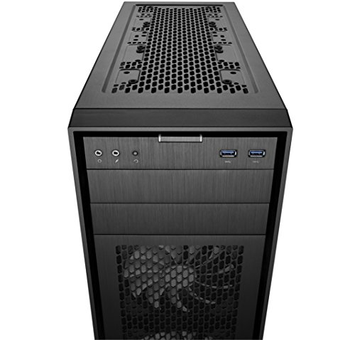 Adamant Custom 8X-Core Workstation Desktop Computer Intel Core i9 9900K  3 6Ghz 64Gb DDR4 RAM 5TB HDD 1TB SSD 750W PSU Wi-Fi