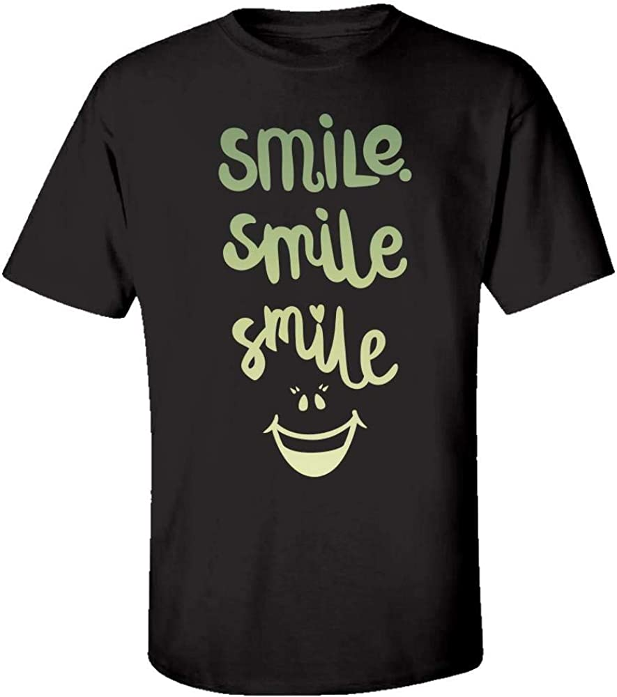 Smile Smile Smile Beautiful Creative Design Kids T-Shirt