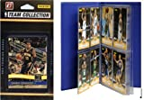 NBA Indiana Pacers Licensed 2010-11 Donruss Team Set Plus Storage Album