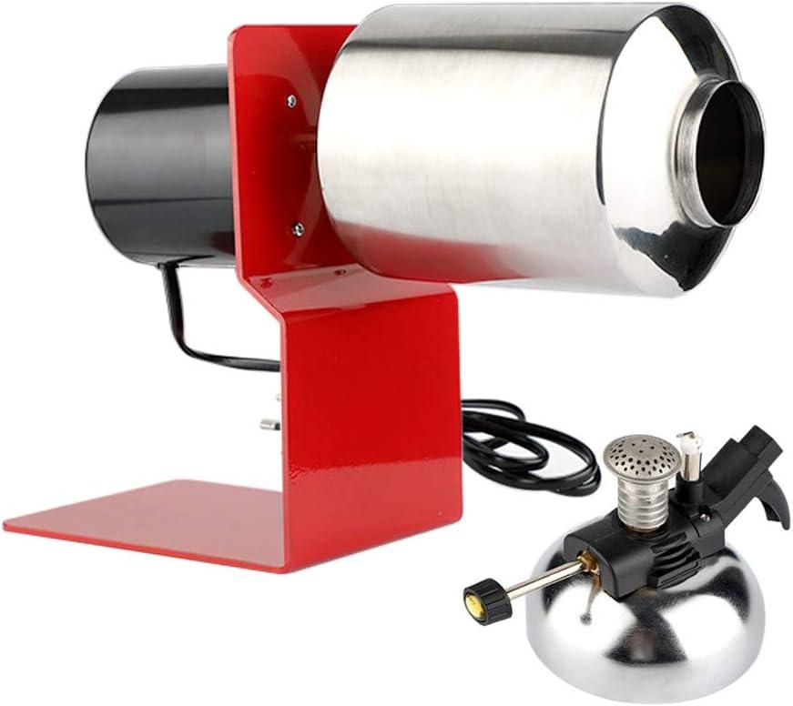 TOPQSC Tostador de Granos de café 120G Tostadora de café ...