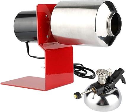 TOPQSC Tostador de Granos de café 120G Tostadora de café para ...