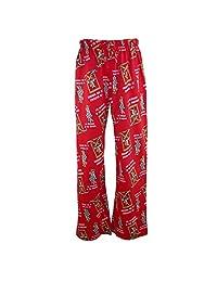Just One Women's Plus Size Knit Novelty Print Pajama Pants