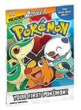 DK Pokemon ReaderActive! Your First Pokemon!, BradyGames Staff, 0756653754