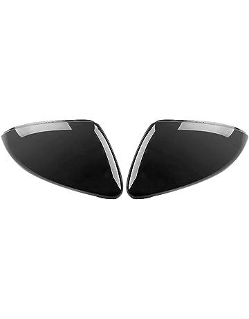 Miroir cover droit pour Opel Astra H Rétroviseur Boîtier Couvercle Noir Cover