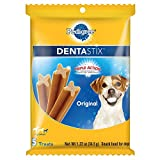 Pedigree Dentastix Original Toy/Small Treats for Dogs, 1.22 Ounces, 5 Count Review