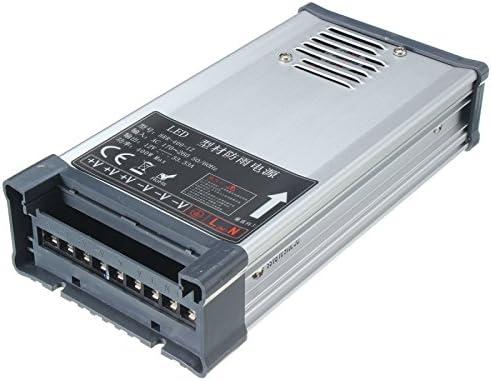 Queenwind 防水 AC170V-264V は、ストリップ用の DC12V スイッチング電源ドライバアダプタに提供