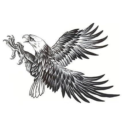Arte Patrón DealMux Águila hombre extraíble Cuerpo decoración del ...