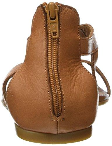Inuovo 6346 - Sandalias Mujer Marrón - marrón (Coconut)