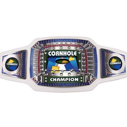 Cornhole Championship Award Belt by TrophyPartner by TrophyPartner (Image #2)