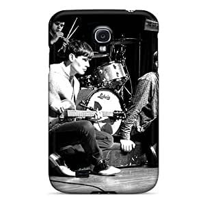 Great Cell-phone Hard Cover For Samsung Galaxy S4 (Wtv208BxCH) Allow Personal Design Lifelike Foo Fighters Pattern