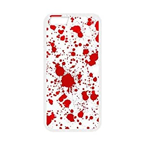iPhone6 Plus 5.5 inch Cell Phone Case White Dexter Blood ATF021738