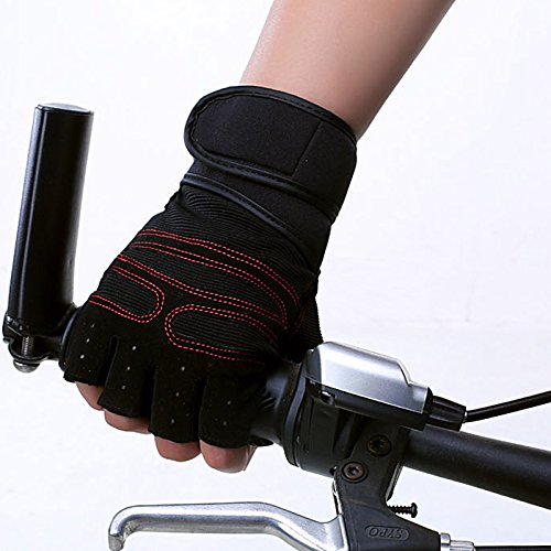 Physique Bodybuilding Clair Et Femmes Hommes Exercice Cyclisme Gants M De Entranement Gymnastique Noir Bleu Onever FnqwgHxBB
