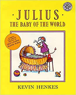 Julius, the Baby of the World: Kevin Henkes: 9780688143886