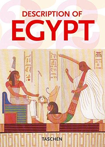 Description de l'Egypte: publiée par les ordres de Napoléon Bonaparte