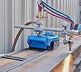 BLUEROCK CG-30 Straight Line Track Torch Kit