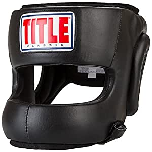 Title Boxing TITLE Classic Face Protector Headgear