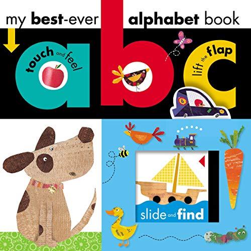(My Best Ever: ABC Alphabet Book)