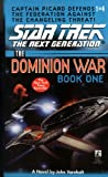 Behind Enemy Lines (Star Trek: The Next Generation / The Dominion War, Book 1)
