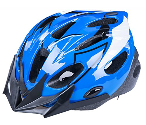 BeBeFun-Safety-Adjustable-Size-Kids-Helmet-for-Boy-Child-Kid-Skating-Biking-Mini-Bike-Riding-Multi-Sports-Lovely-Helmet-3-7-Years-Old-Lightning-Theme-with-removing-Visor