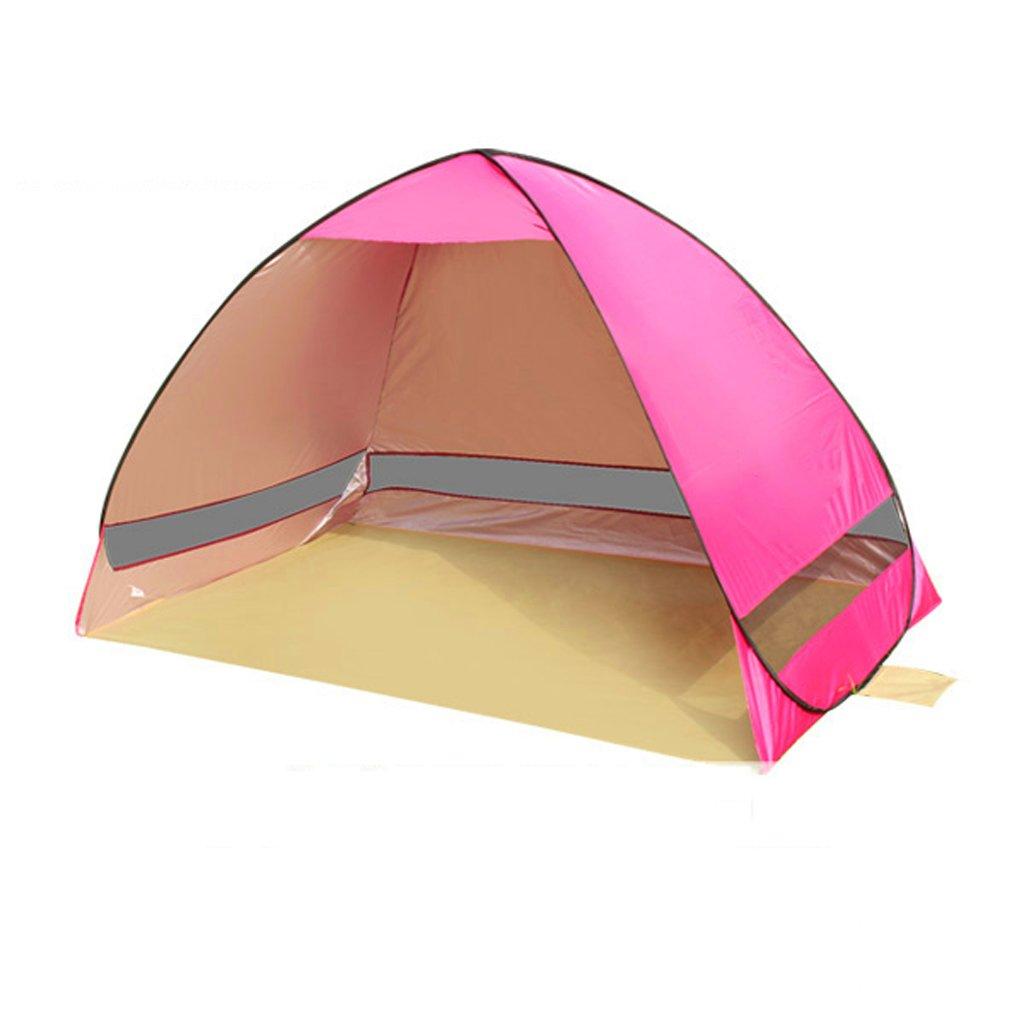 Deng Geschwindigkeit offen im Freien Sonnensegel Strandzelt Angelzelt Einzel-Doppel-Automatik Zelt