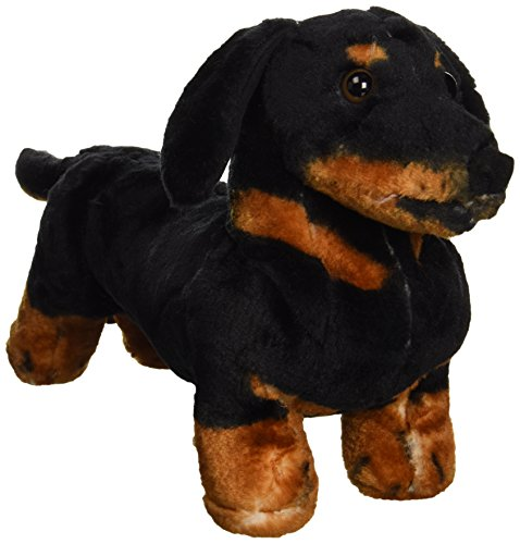 Doug Dachshund - Melissa & Doug Giant Dachshund - Lifelike Stuffed Animal Dog