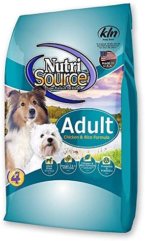 Tuffy S Pet Food 131101 Nutrisource Chicken Rice Dry Food For Dog