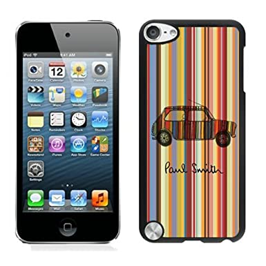 special custom ipod touch 5 case paul smith 17 black personalized