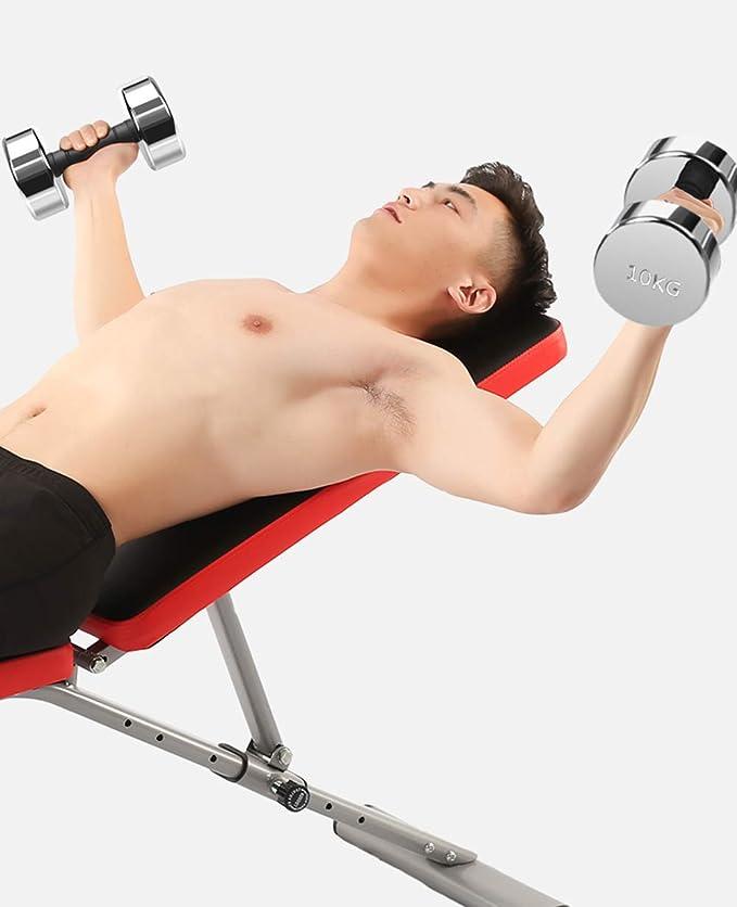 Shocly Mancuernas Pesa Yoga Perder Peso Escultura Corporal Fitness En El Hogar Hombres Y Mujeres 2×0.5kg/2kg/3kg-10kg: Amazon.es: Deportes y aire libre