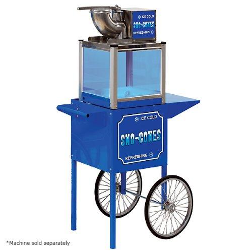 Paragon Small SnoCone Cart - Blast Sno Machine Paragon Cone