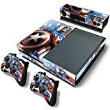 GoldenDeal Xbox One Console and 2 Controllers Skin Set – SuperHero – XboxOne Vinyl Review