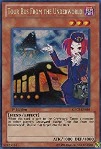 Yu-Gi-Oh! - Tour Bus From the Underworld # 86 - Order of Chaos - 1st Edition ...