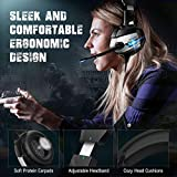 ONIKUMA Gaming Headset - Xbox One Headset PS4