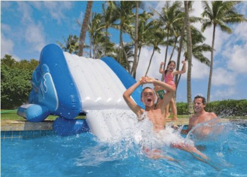 The 8 best swimming pool slides for inground pools