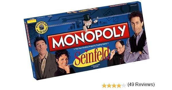 Seinfeld Monopoly by: Amazon.es: Juguetes y juegos