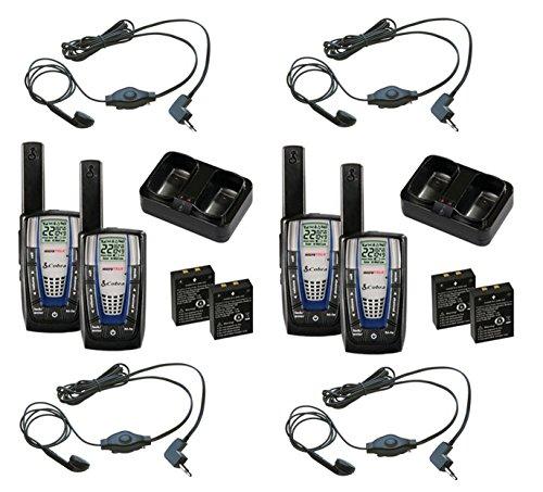 Cobra CXR825 Radios Earbud Headsets