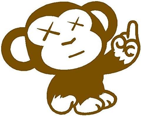 Fuck You Monkey Mono Bitch Race Power PS JDM OEM FUN Skin Hater ...