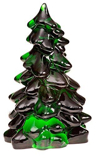 - Holiday Christmas Tree - Mosser Glass USA - Medium 5 1/2