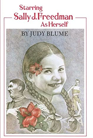 book cover of Starring Sally J. Freedman as Herself