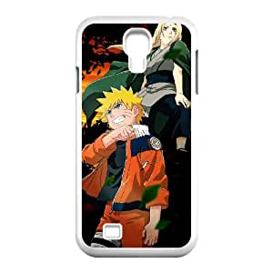 Samsung Galaxy S4 9500 Cell Phone Case White naruto Shippuden