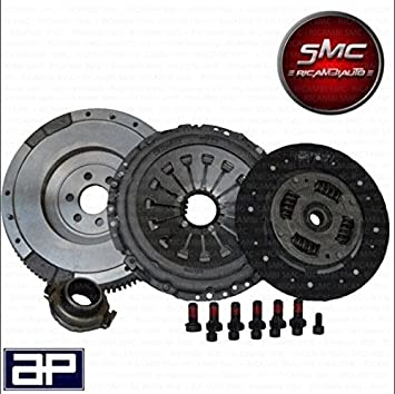 sfc47016 Kit Embrague 3 piezas con volante modificato AP sfc47016: Amazon.es: Coche y moto