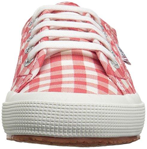 Sneaker Vichingo 2750 Da Donna Superga Color Rosso