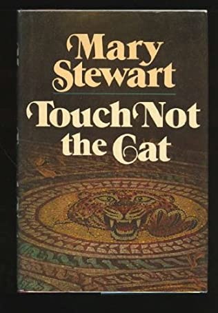 book cover of Touch Not the Cat