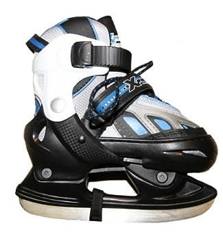 Pink Size 4-6 HUDORA HD 2010 Ice Skates Set 5