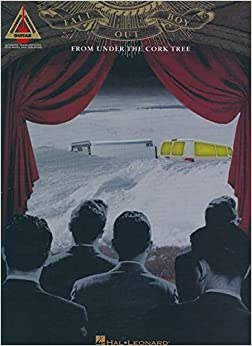 Fall Out Boy - From Under the Cork Tree (Guitar Recorded Versions) by Fall Out Boy (2005-10-01)